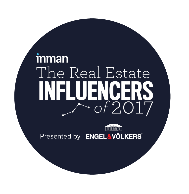 Inman The Real Estate Influencers of 2017